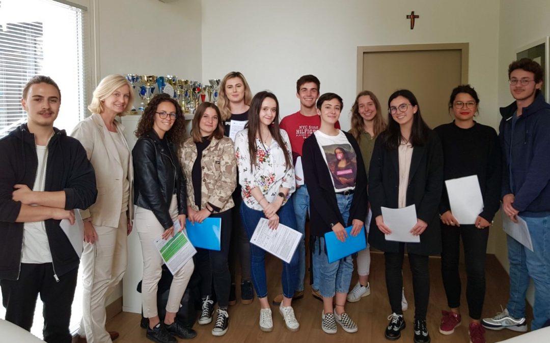 Stages Erasmus