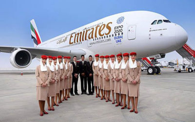 Bienvenue Emirates !